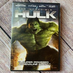 Other - The Incredible Hulk DVD